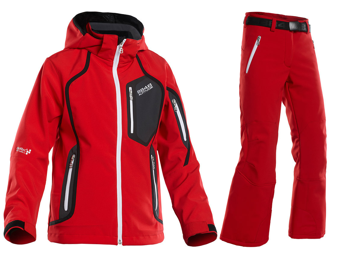 Детский горнолыжный костюм 8848 Altitude Salvation/Wilbur (837703-838903)
