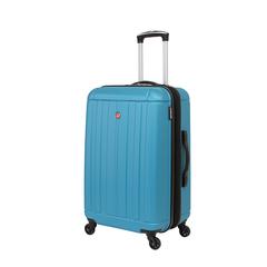 Чемодан Wenger Uster, голубой, 41x26x58 см, 62 л