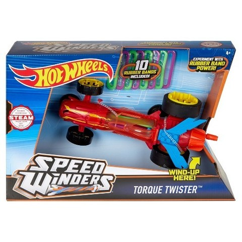 Hot Wheels Workshop Bungee Motors