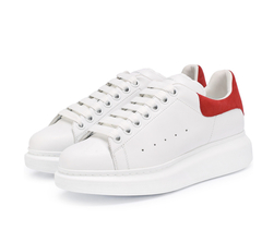 Кроссовки Alexander McQueen (White/Red)