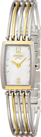 Купить Женские наручные часы Boccia Titanium 3187-02 по доступной цене