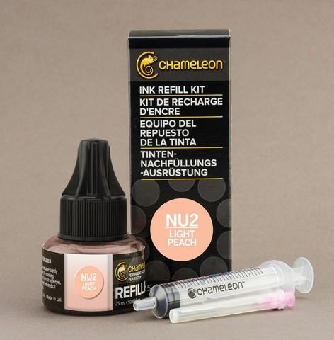 Чернила для маркеров Chameleon персиковые NU2, 25 мл