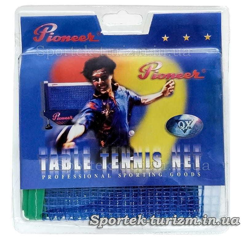 Сетка для игры в настольный теннис (пинг-понг) Pioneer в упаковке