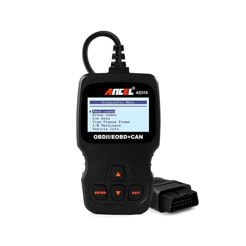 Автосканер диагностический Ancel AD310
