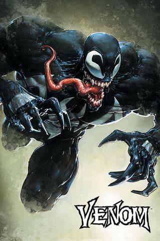 Постер Venom (Leap) 216-PP34420