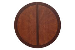 Стол обеденный Лайфстайл (Lifestyle LS-T4EX) Maf brown — Maf brown (коричневый в рыжину)