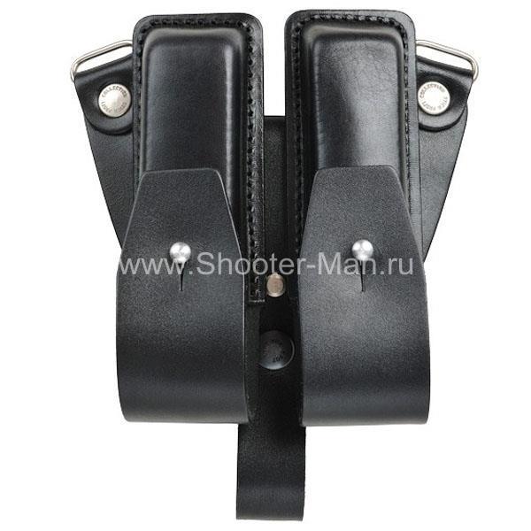 Подвесная система на наплечную кобуру под 2 запасные обоймы