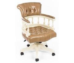 Кресло офисное CHO-001 (MK-2404-IV) Слоновая кость