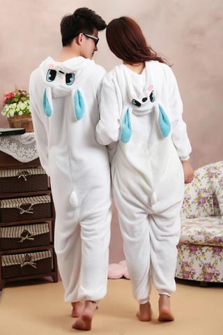 Заяц Бело - Голубой