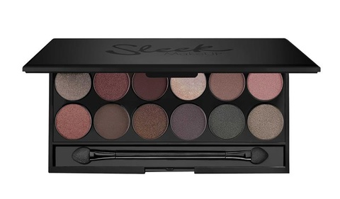 Тени для век в палетке Sleek MakeUP Eyeshadow Palette I-Divine Goodnight Sweetheart, тон 1030
