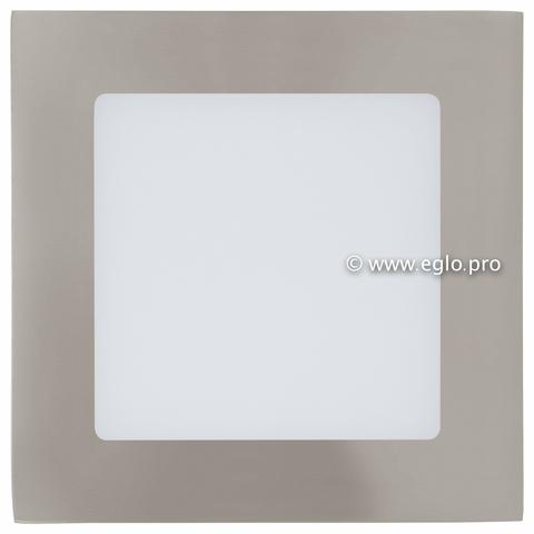 Панель светодиодная ультратонкая встраиваемая Eglo FUEVA 1 95276