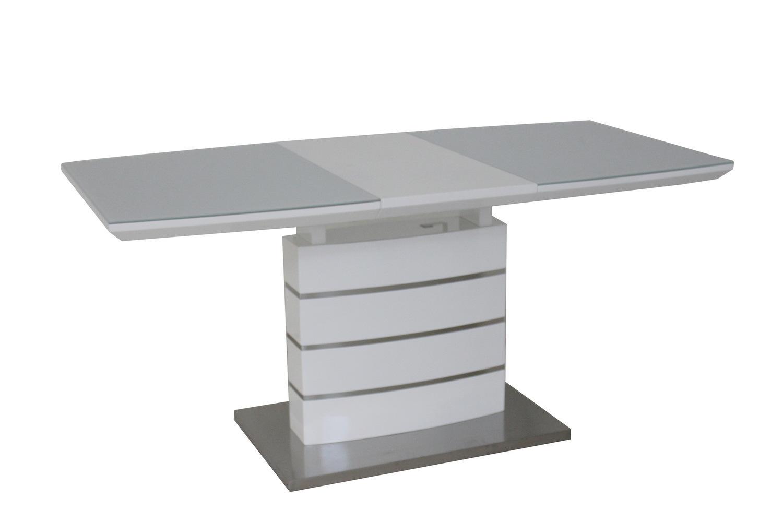 Стол обеденный AVANTI MARS (120) WHITE (белый)