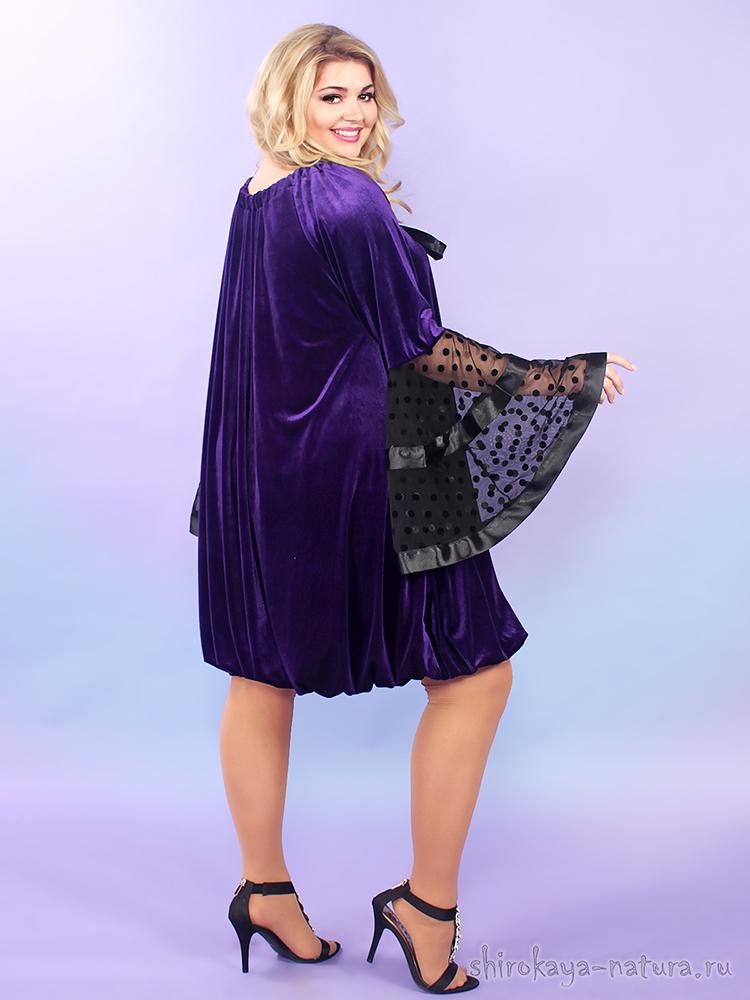 Велюрвое платье Шахерезада