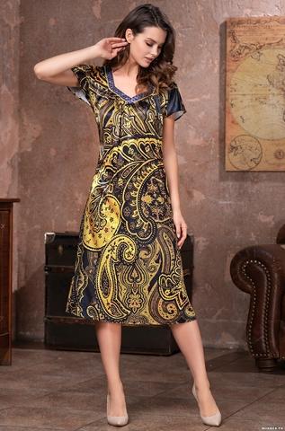 Сорочка женская шелковая MIA-Amore  ARMANI GOLD  АРМАНИ ГОЛД 3498