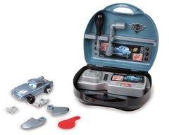 Smoby Конструктор в чемоданчике Финн Tачки 2 (500166)