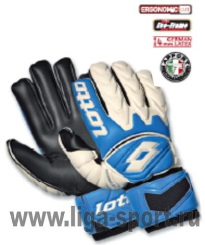 Вратарские перчатки Lotto GLOVE GRIPSTER GK200 II N5338