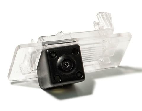 Камера заднего вида Skoda Oktavia A5, A7