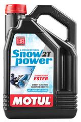 Моторное масло MOTUL Snowpower 2T