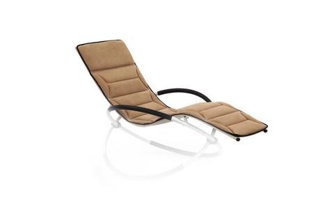 Накладка на кресло-шезлонг «КОНЦЕПТ» капучино