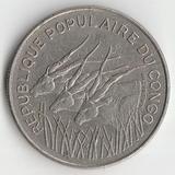 1971 SR1951 Конго 100 франков