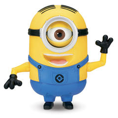 Despicable Me 2 8-inch Talking Minion — Stuart