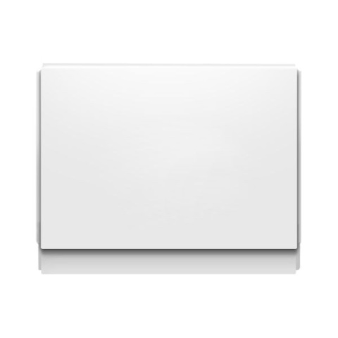 Боковая панель CHROME 75 белая
