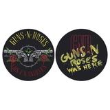 Слипмат Для Проигрывателя Виниловых Пластинок (Guns N' Roses - Los F'N Angeles + Was Here)