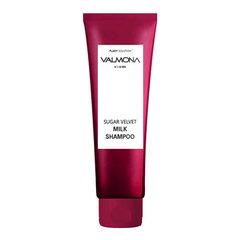 Evas Valmona Sugar Velvet Milk Shampoo - Увлажняющий шампунь для волос с экстрактом ягод