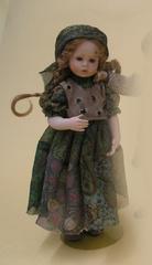 Кукла фарфоровая коллекционная Marigio Elena