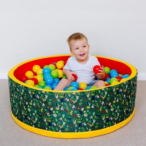 Детский сухой бассейн ROMANA Веселая поляна напрокат