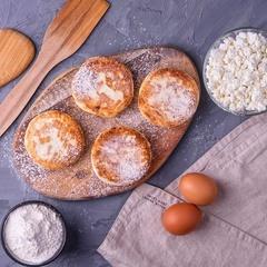 Сырники без сахара / 500 г