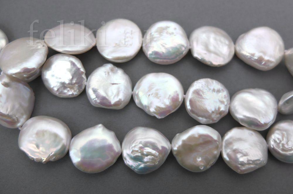 бусы из жемчуга (ж-0481-45)