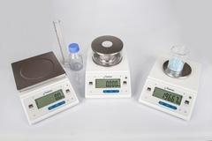 Лабораторные весы ДЭМКОМ DL-123 с гирей