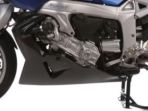 Защита двигателя BMW K 1200/1300 R карбон