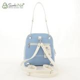 Рюкзак Саломея 140 голубая лагуна + белый