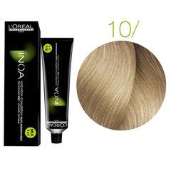 L'Oreal Professionnel INOA 10 (Очень яркий блондин) - Краска для волос