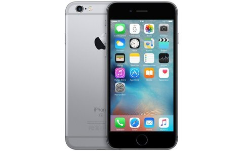 iPhone 6s 64GB Space Gray RHQ