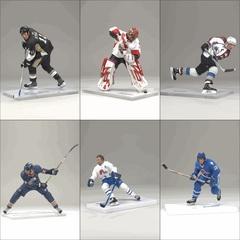 Хоккеисты НХЛ фигурки серия 18
