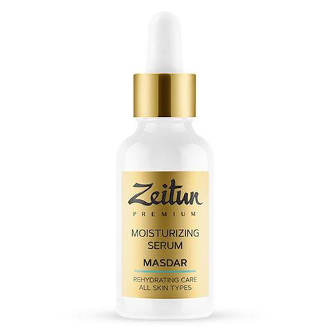 Увлажняющая сыворотка для лица с гиалуроновой кислотой MASDAR, Zeitun