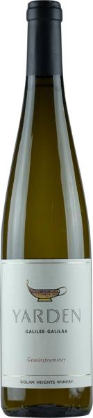 Golan Heights Winery Yarden Gewurztraminer