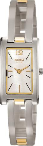 Купить Женские наручные часы Boccia Titanium 3194-02 по доступной цене