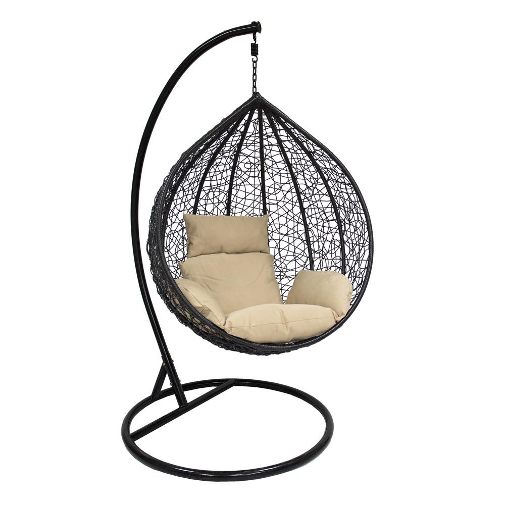 Подвесные кресла Подвесное кресло Leset Altar Leset_Altar_black.jpg