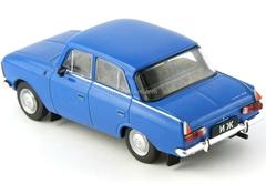 IZH-412-028 blue 1:43 DeAgostini Auto Legends USSR #85