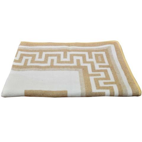 Одеяло Перу коричневый