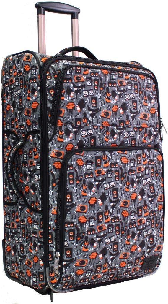 Дорожные чемоданы Чемодан Bagland Леон большой дизайн 70 л. сублимация (техно) (0037666274) 576cd01c2d63ed35ca3f5e09a9b0e04e.JPG