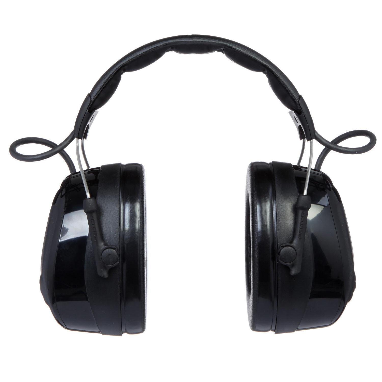 Наушники 3M™ PELTOR™ ProTac™ III, черные, стандартное оголовье