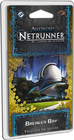 Android Netrunner LCG: Breaker Bay Data Pack (SanSan Cycle)
