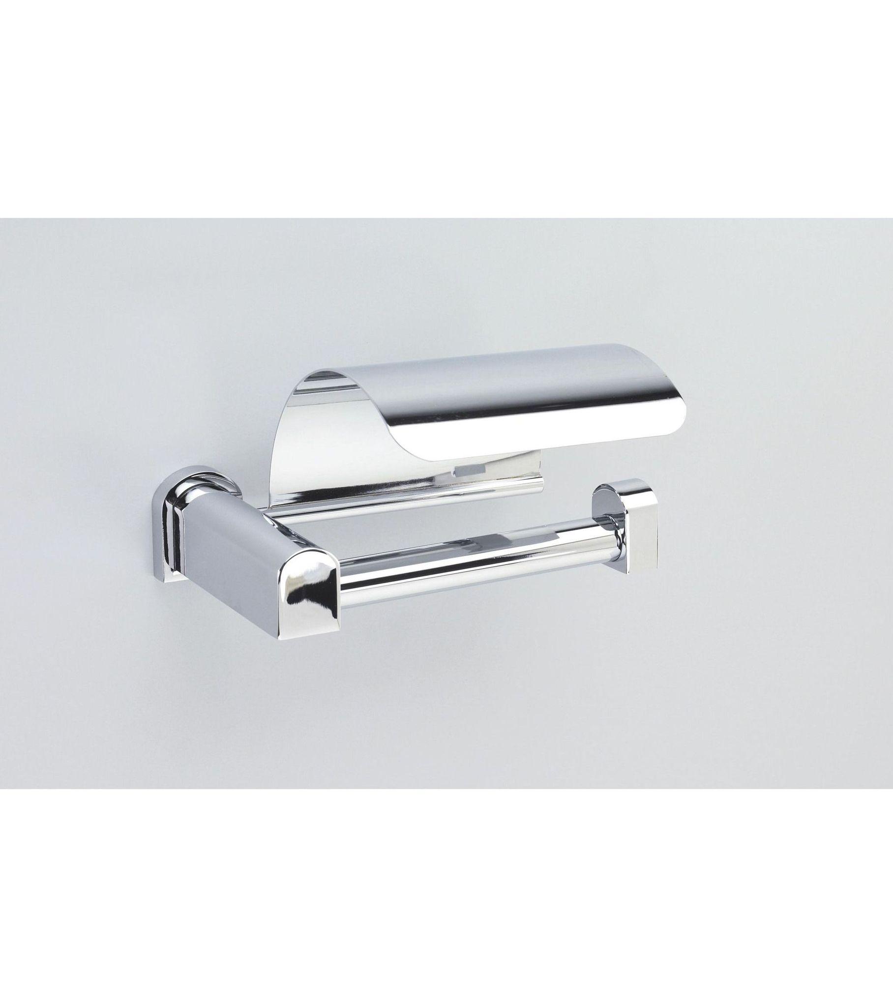 Держатель туалетной бумаги с крышкой 85151CR Bellaterra от Windisch