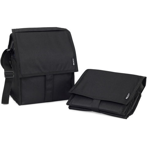 Сумка холодильник Deluxe Lunch Bag Black