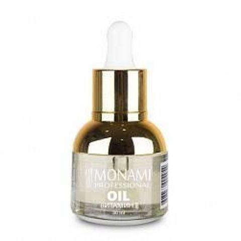 Monami масло питательное Витамин Е 30 мл